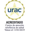 Sello de URAC: centro de atención telefónica de salud acreditado por URAC